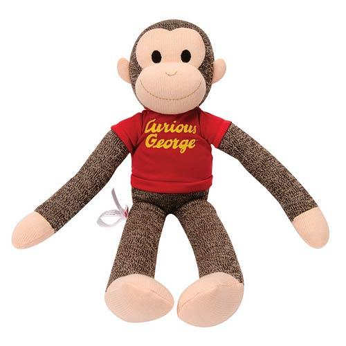 Curious George Plush - Jouets LOL Toys