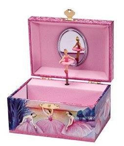 Ballerina Musical Jewelry Box - Jouets LOL Toys