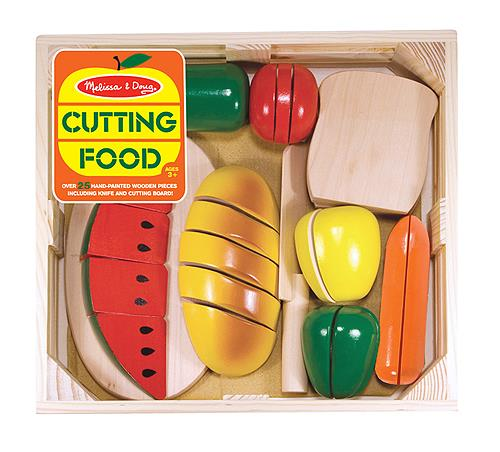 Wooden Cutting Food - Jouets LOL Toys