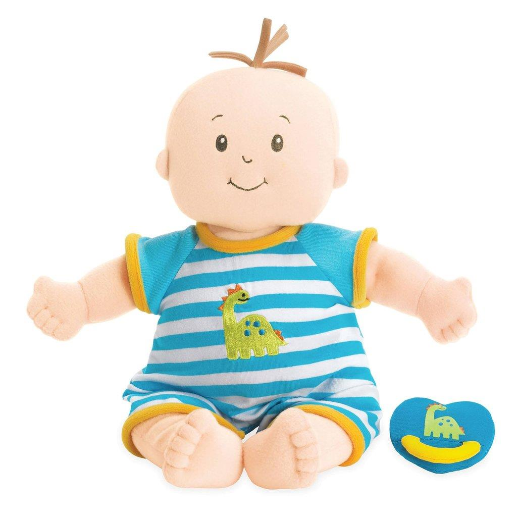 Manhattan Toy Baby Stella Baby Boy Doll