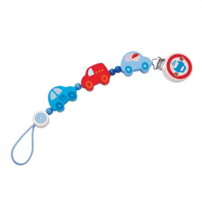 Haba My Car Pacifier Chain - Jouets LOL Toys