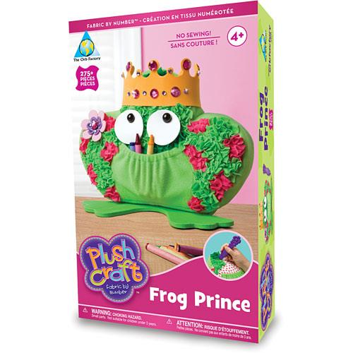 Plush Craft Frog Prince - Jouets LOL Toys