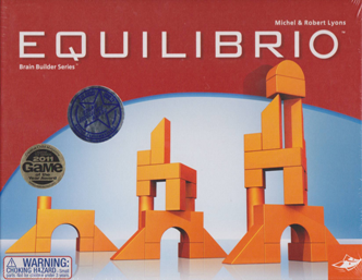 Equilibrio - Brain Builder Series - Jouets LOL Toys