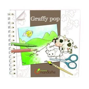 Avenue Mandarine Graffy Pop La Campagne - Jouets LOL Toys
