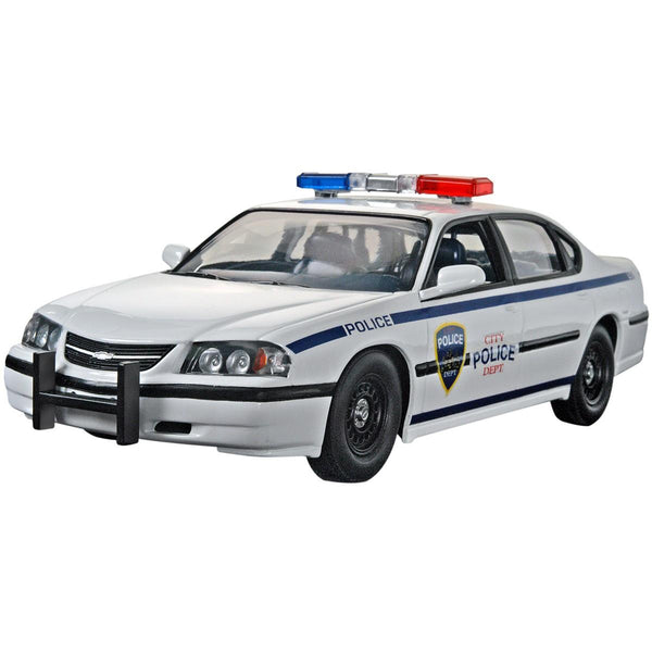 Revell Model Chevy Impala Police Car - Jouets LOL Toys