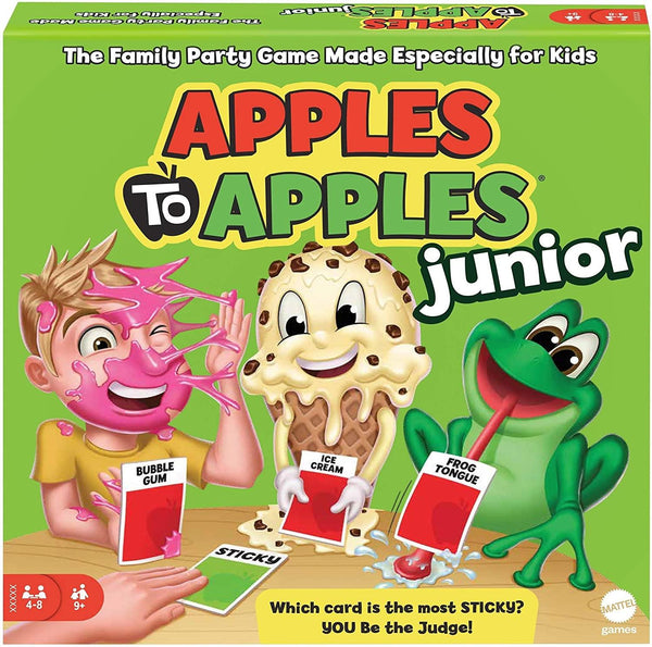 Apples to Apples Jr (English) - Jouets LOL Toys