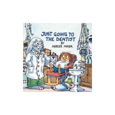 Just Going To The Dentist Book - Jouets LOL Toys