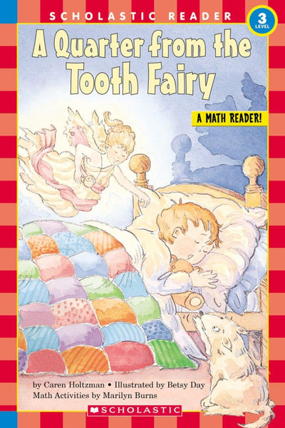 Scholastic A Quarter From the Tooth Fairy Book - Jouets LOL Toys