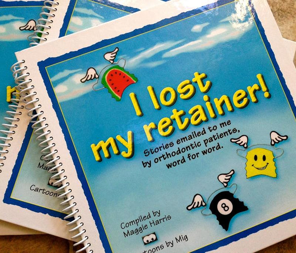 I Lost My Retainer Book - Jouets LOL Toys