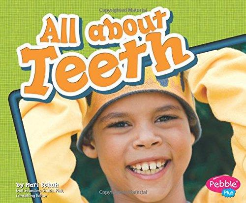 Pebble Plus All About Teeth Book - Jouets LOL Toys