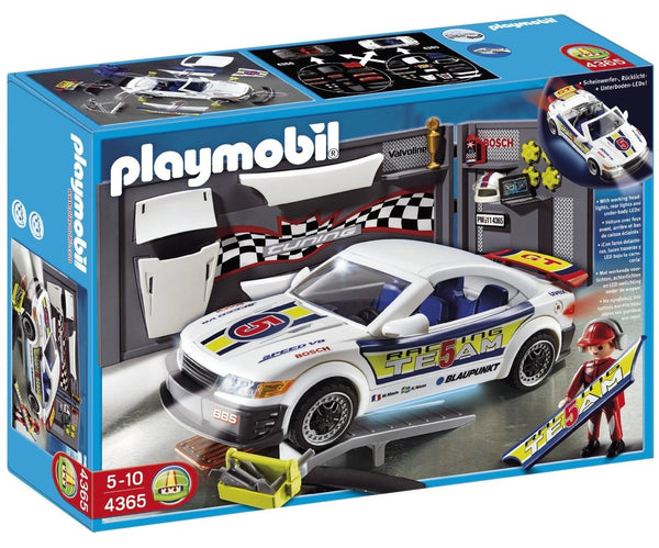 Playmobil Tuning Workshop with Car - Jouets LOL Toys