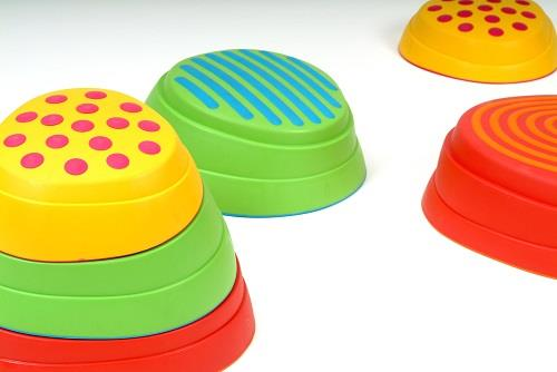 Weplay Rainbow River Stones - Jouets LOL Toys