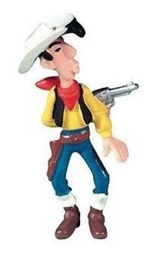 Lucky Luke Shooting from Behind his Back Figure - Jouets LOL Toys