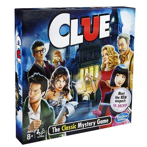 Clue Board Game - Jouets LOL Toys