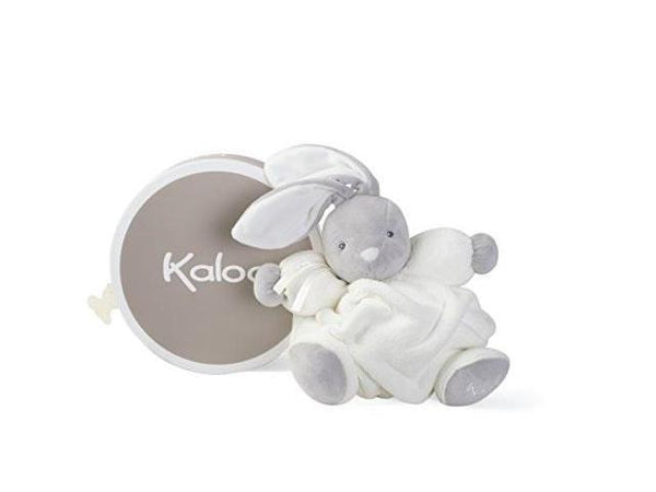 Kaloo Plume Medium Rabbit Cream (White)
