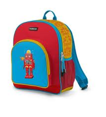 Crocodile Creek Robot School Bag - Jouets LOL Toys