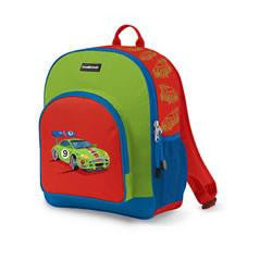 Crocodile Creek Race Car School Bag - Jouets LOL Toys