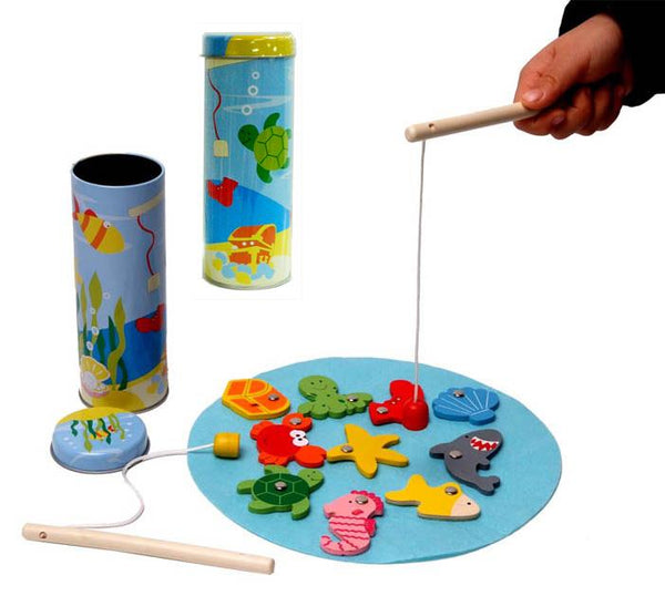 Fishing Tin Game - Jouets LOL Toys