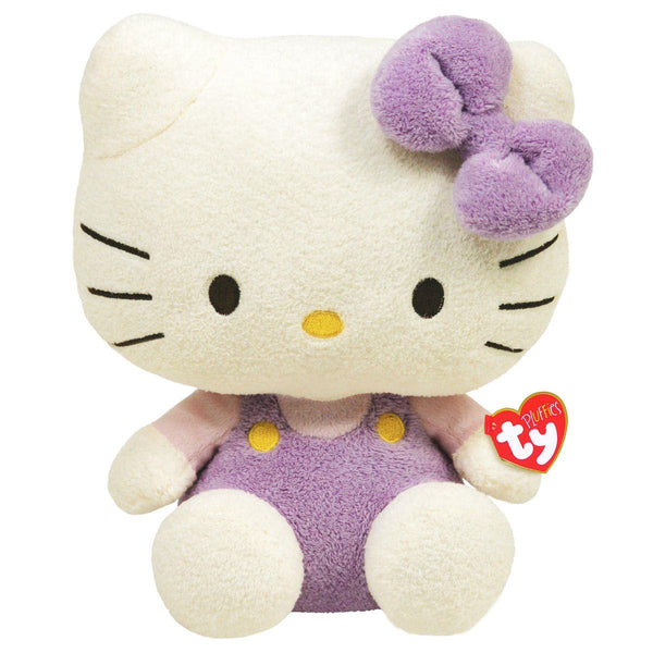 TY Beanie Babies Hello Kitty Purple Pants (Med) - Jouets LOL Toys