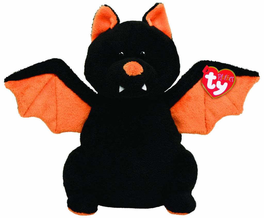 TY Pluffies Bat - Moonstruck (Med) - Jouets LOL Toys