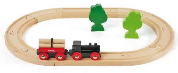 Brio Little Forest Train Set - Jouets LOL Toys