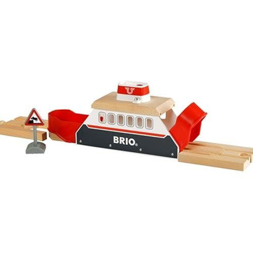 Brio Ferry Ship - Jouets LOL Toys