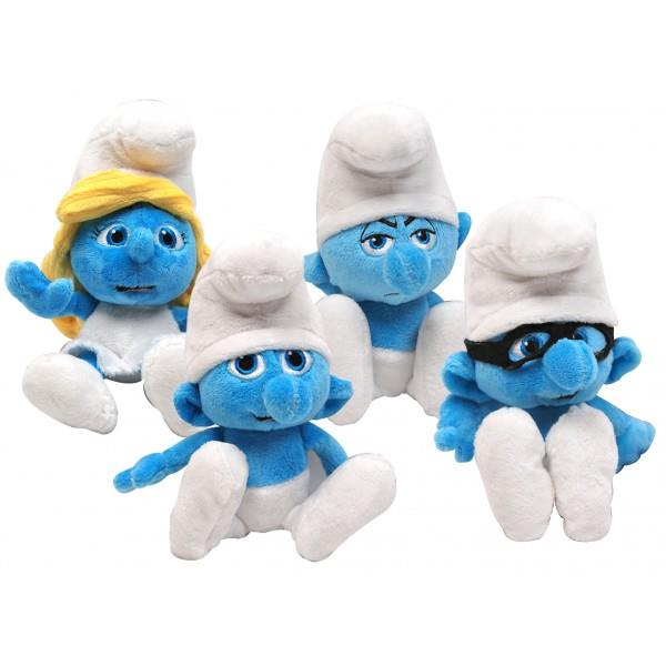 Smurfs Plush Assorted - Jouets LOL Toys