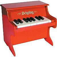 Schylling Red Piano - Jouets LOL Toys