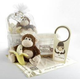 Baby Aspen Five Little Monkeys 5 Pcs Gift Set - Jouets LOL Toys