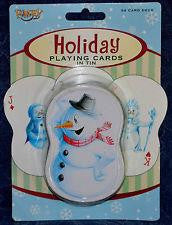Holiday playing cards Snowman - Jouets LOL Toys