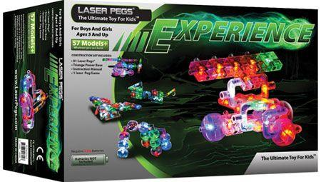 Laser Pegs Experience - Jouets LOL Toys