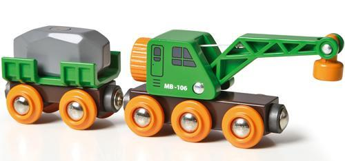 Brio Clever Train Wagon - 33698 - Jouets LOL Toys