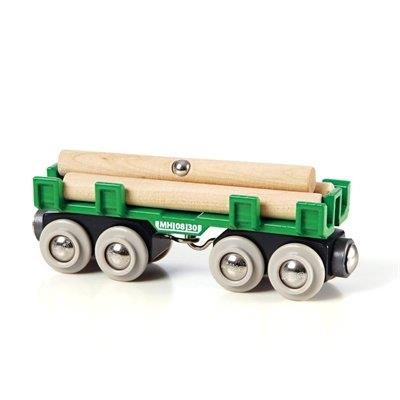 Brio Lumber Loading Wagon - Jouets LOL Toys