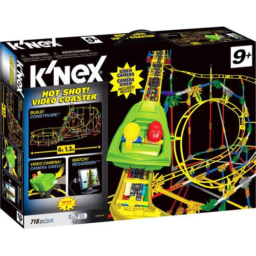 K'NEX Hot Shot! Video Coaster - Jouets LOL Toys