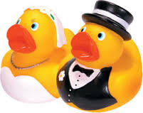 Schylling Rubber Duck (Bride) - Jouets LOL Toys