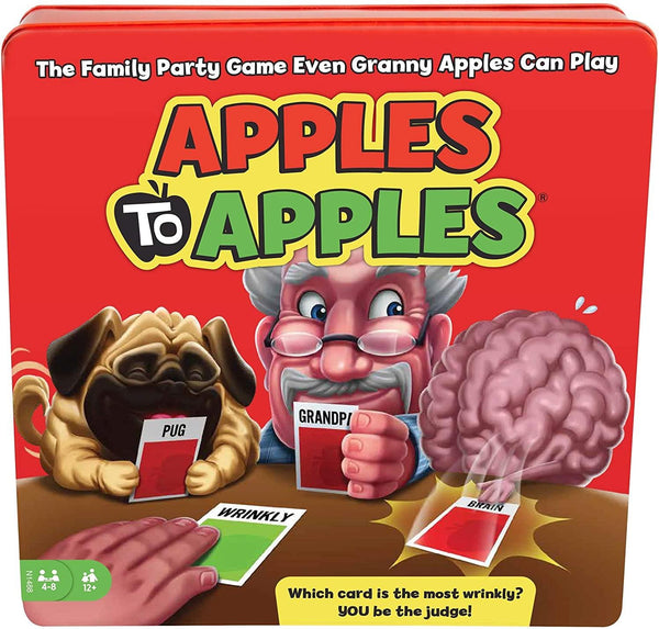 Apples to Apples (English) - Joeuts LOL Toys