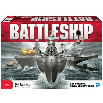 Battleship Board Game - Jouets LOL Toys