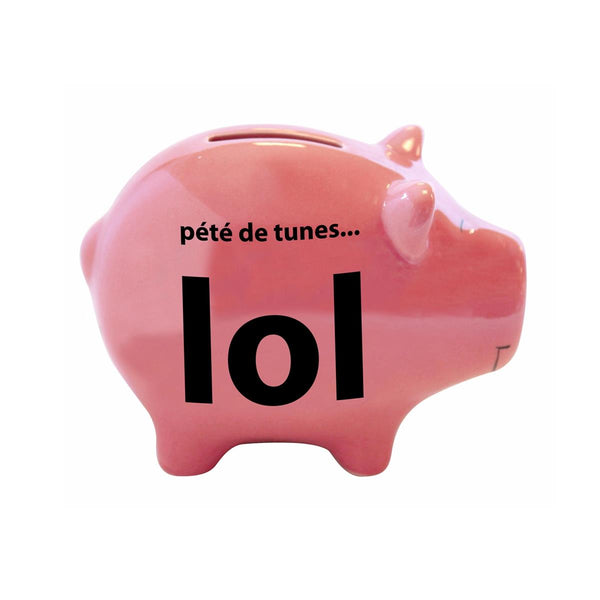 Piggy Bank Decoration - Jouets LOL Toys