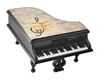 Ercolano Grand Piano Musical Box - Jouets LOL Toys