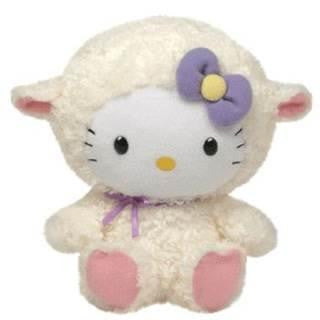 TY Hello Kitty Lamb (large) - Jouets LOL Toys