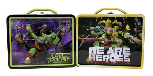 Tindex Lunch Box Teenage Mutant Ninja Turtles (TMNT) - Jouets LOL Toys