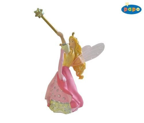 Papo figurine Rose Fairy - Jouets LOL Toys