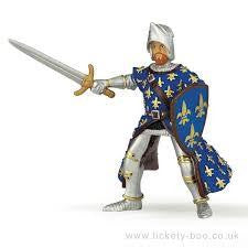Papo Prince Philip Knight - Jouets LOL Toys