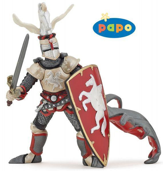 Papo Weapon Master Pegasus Knight - Jouets LOL Toys