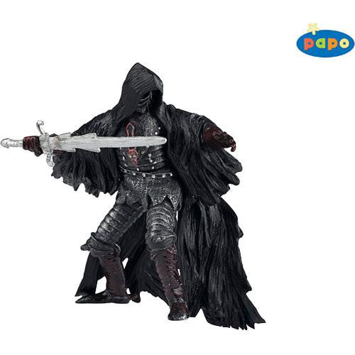 Papo Faceless Horseman (Black) - Jouets LOL Toys
