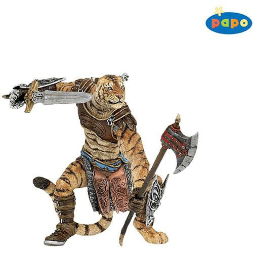 Papo Figurine Tigerman - Jouets LOL Toys
