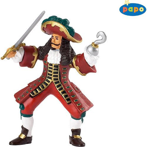 Papo Captain Pirate - Jouets LOL Toys