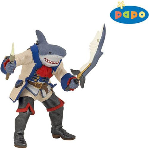 Papo Figurine Shark Pirate