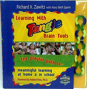 Learning with Tangle Book - Jouets LOL Toys