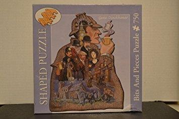 Sherlock Holmes 750Pc Puzzle - Jouets LOL Toys